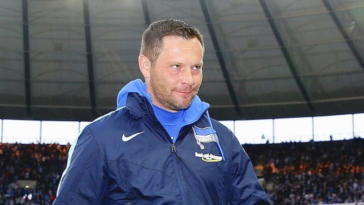 Bitte mehr Respekt! - im Sky-Interview schießt Hertha-Coach Pal Dardai gegen einen Reporter