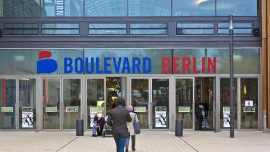 Probleme mit Übrgriffen von Jugendlichen gibt es seit einiger Zeit auch im Boulvard Berlin an der Steglitzer Schloßstraße.