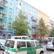 Das Haus in der Rigaer Straße 94 wird von Linksautonomen bewohnt