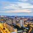Boomtown Berlin, hier gesehen von der Panorama-Terrasse des Park Inn Hotels: Immer mehr Wohnungen werden in Berlin zu Eigentum umgewandelt