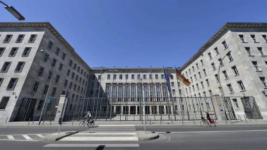 Das Bundesfinanzministerium
