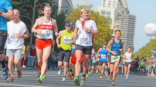 Am 24. und 25. September findet der 43. Berlin-Marathon statt