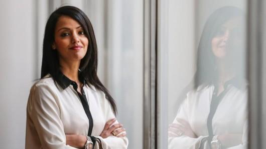 Sawsan Chebli könnte die Nachfolgerin von Daniela Augenstein werden