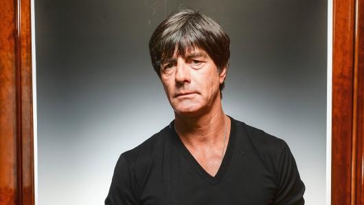 Eine Ikone: Bundestrainer Joachim Löw