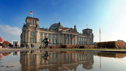 Der Angeklagte soll den Reichstag als Anschlagsziel ausgespäht haben