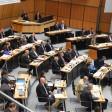 Blick auf die AfD-Fraktion im Abgeordnetenhaus