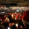Gänsehaut-Stimmung beim Weihnachtssingen in der Alten Försterei