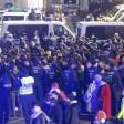 Am Hauptbahnhof kontrolliert die Polizei rund 1000 Menschen, viele davon augenscheinlich Nordafrikaner