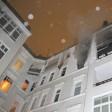 In der Kluckstrasse brannte am Montagabend eine Wohnung
