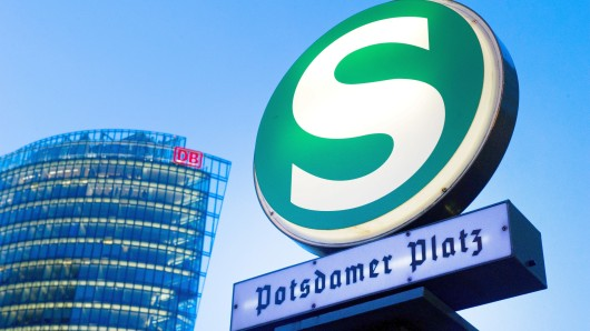 Auch am S-Bahnhof Potsdamer Platz ist kein Wlan geplant