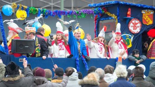 Karnevalszug in Berlin (Archivfoto)