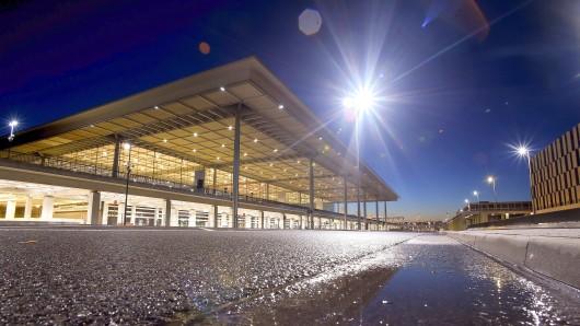 Der Pannenflughafen BER