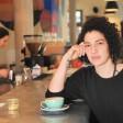 """Die Inhaberin des Restaurants """"Vertikal"""", Claire D'Orsay"""