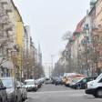 Immer wieder kommt es an der Rigaer Straße zu Übergriffen auf die Polizei