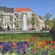 Derr Viktoria-Luise-Platz  in Schöneberg