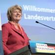 Monika Grütters, Vorsitzende der Berliner CDU