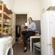 Studentin Lisa-Sophie Meyer hat eine Einzimmerwohnung in Wedding gefunden
