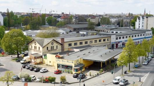 Das Dragoner-Areal in Kreuzberg