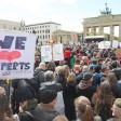 Zu der Demonstration kamen laut Veranstalter 11.000 Teilnehmer