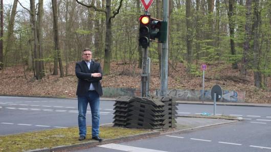 Der CDU-Politiker Stephan Schmidt  (CDU) ist empört über die Verzögerung