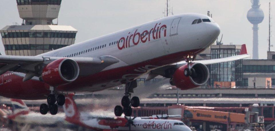 Die möglichen Käufer von Air Berlin sollen am Montag bekannt gegeben werden