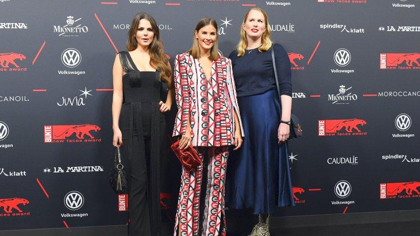 New Faces Award Style: Feiern mit Stil