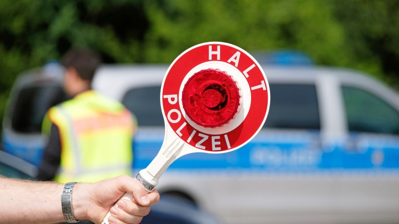 Berliner Polizei verschärft Verkehrskontrollen