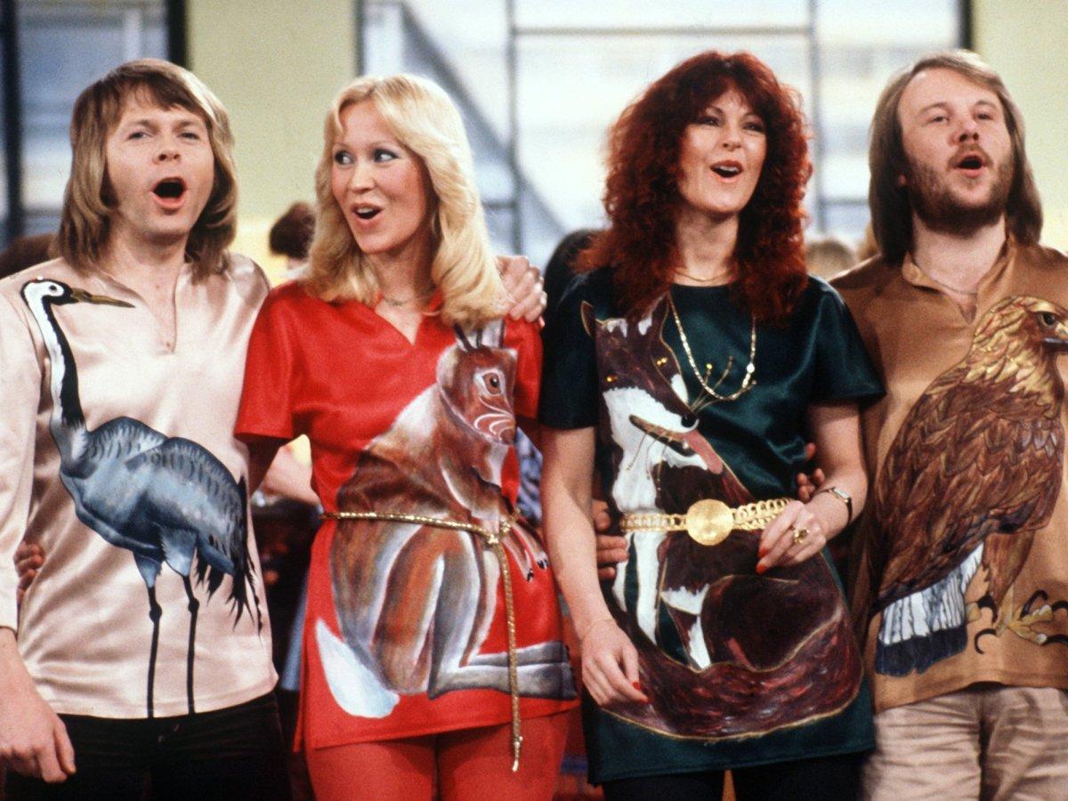 ABBA mit neuen Songs Wo man sie hören kann und wie sie klingen ...