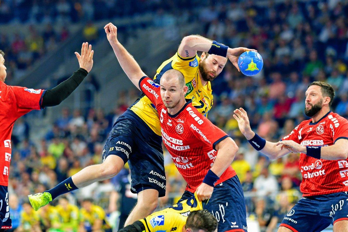 Handball-Titelkampf zwischen Ostsee und Neckar