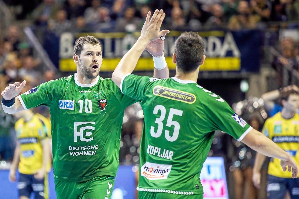 Handball: Füchse Berlin gegen den THW Kiel live im TV & Stream