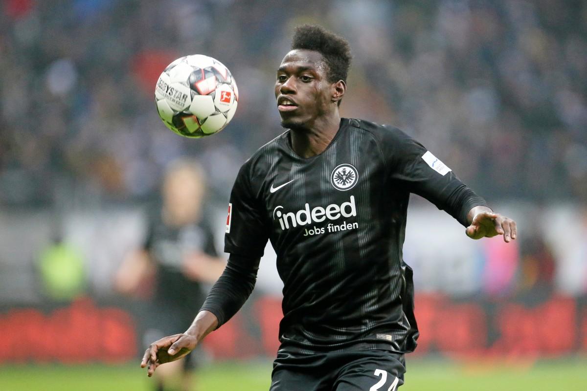 Europa League Standard Luttich Gegen Eintracht Frankfurt