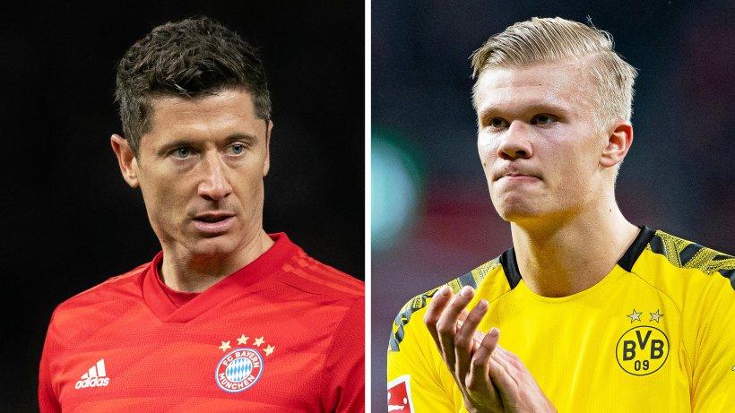 Borussia Dortmund vs FC Bayern München: Duell um den Titel - König gegen Thronfolger