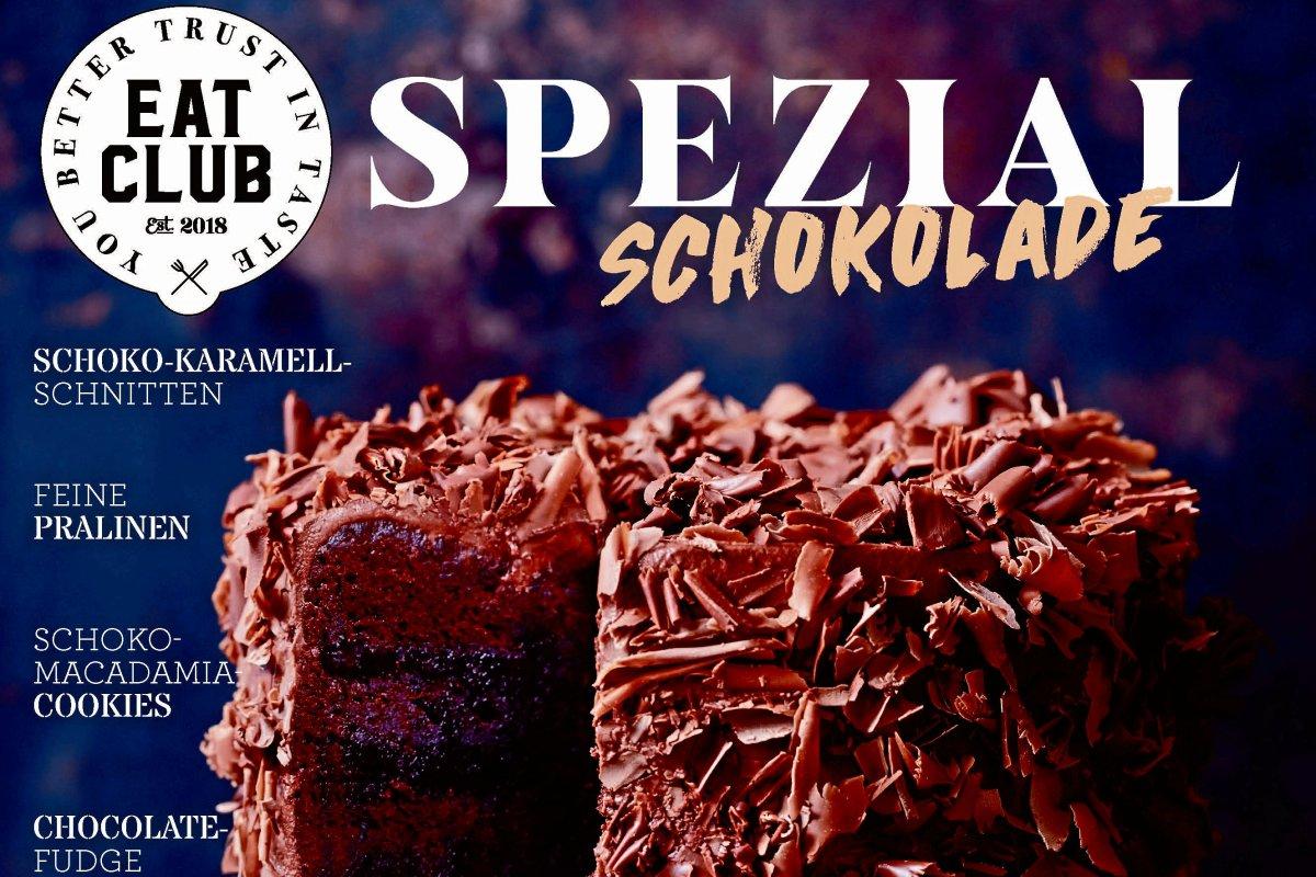 Eat Club Spezial: Schokolade ist Glück, das man essen kann
