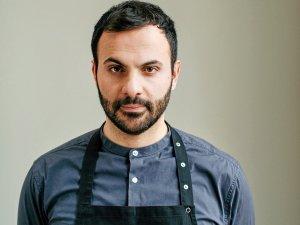 """Newcomer: Ivano Pirolo ist Küchenchef im Restaurant """"Kink""""."""