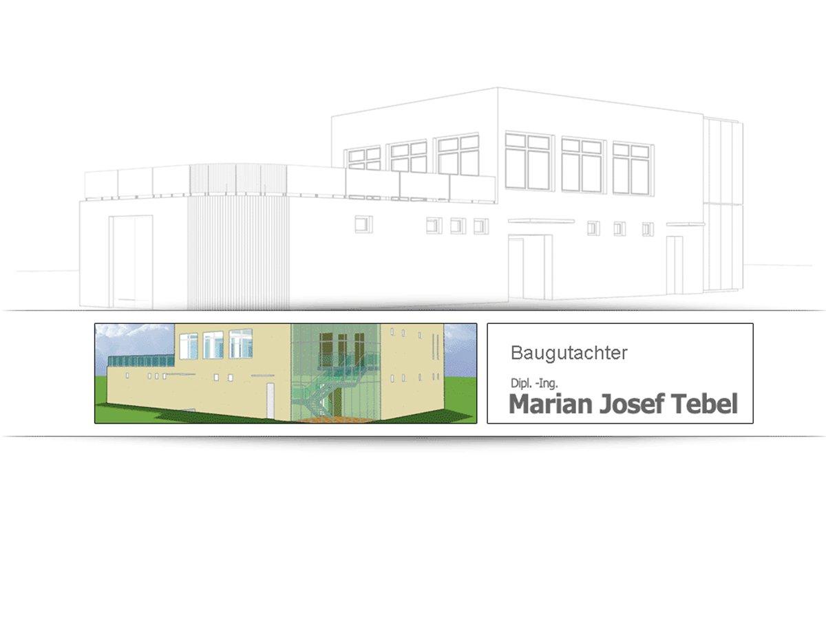 Ob Neubau oder Bestandswohnung: Der Architekt und Bausachverständige Marian-Josef Tebel ermittelt Schäden an Gebäuden. Im Interview erklärt er, worauf dabei zu achten ist.