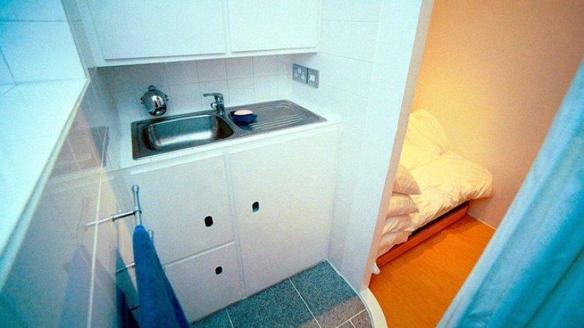 mini wohnung und doch kein enge gef hl haus und. Black Bedroom Furniture Sets. Home Design Ideas