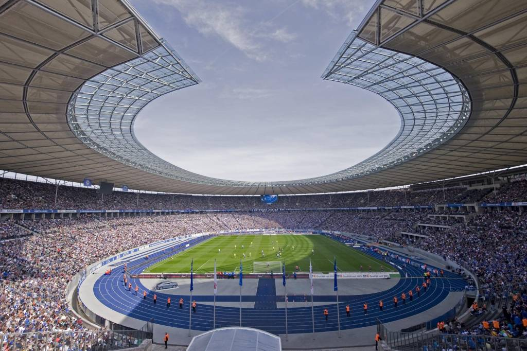 Hertha Bsc Schafft Im Olympiastadion Das Bargeld Ab Hertha News