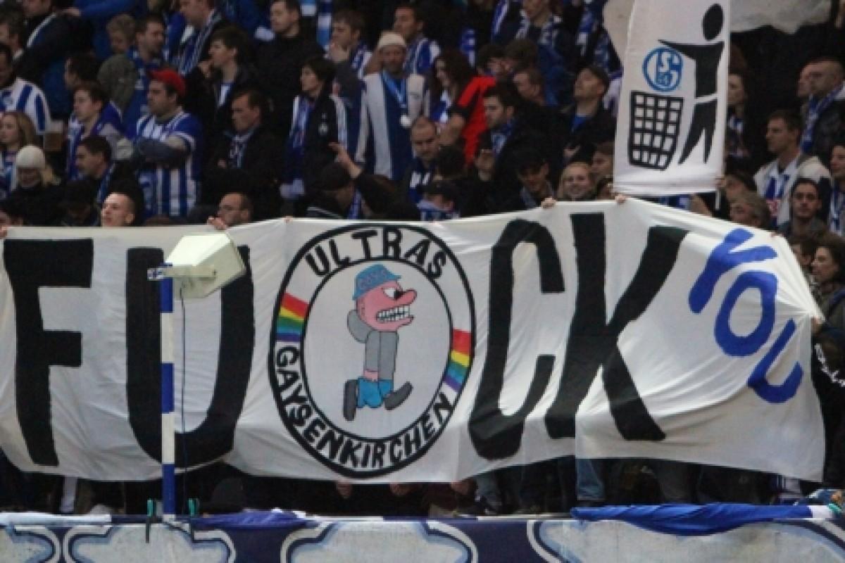 Homophobe Plakate In Der Ostkurve Bringen Hertha In Verruf