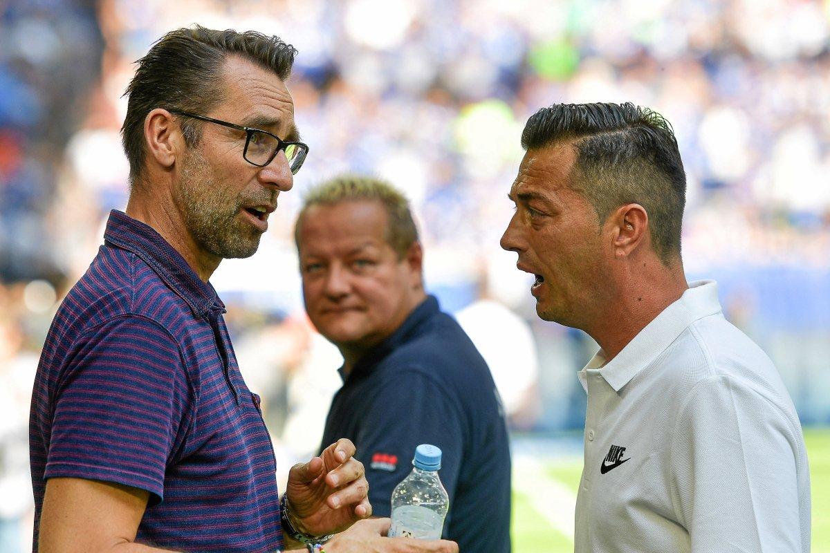Hertha BSC: Geht die Trainer-Entscheidung auf?
