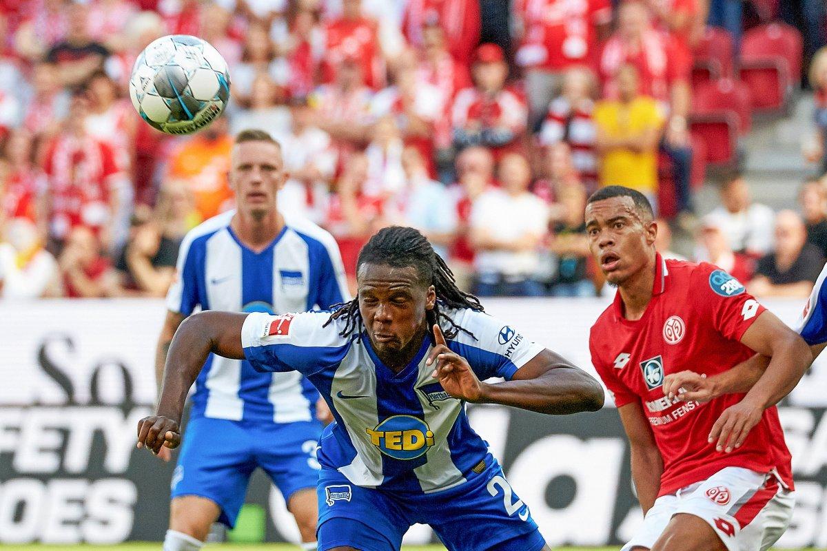 Hertha BSC: Dedryck Boyata verspricht Abwehr-Stabilität
