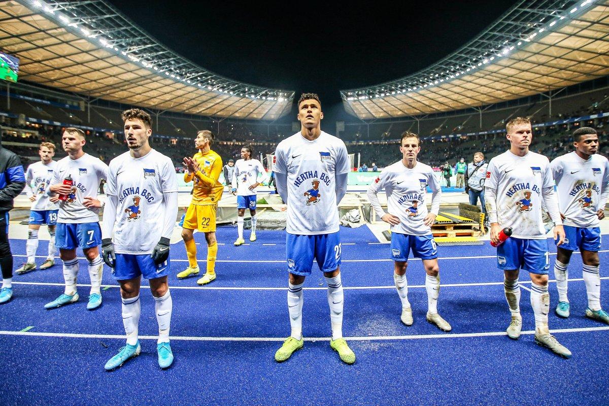 Union macht Hertha zu schaffen