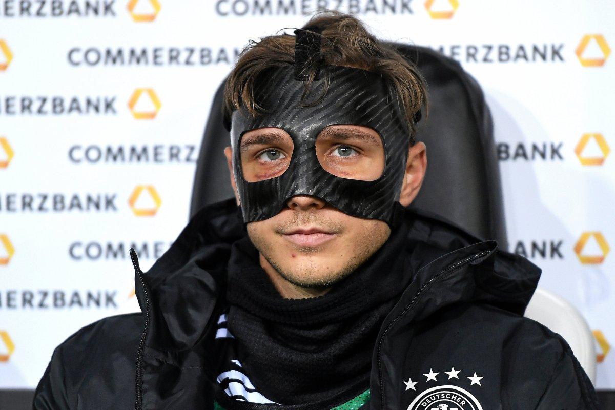 Nationalmannschaft: Löw macht Maskenmann Stark Hoffnungen auf DFB-Debüt