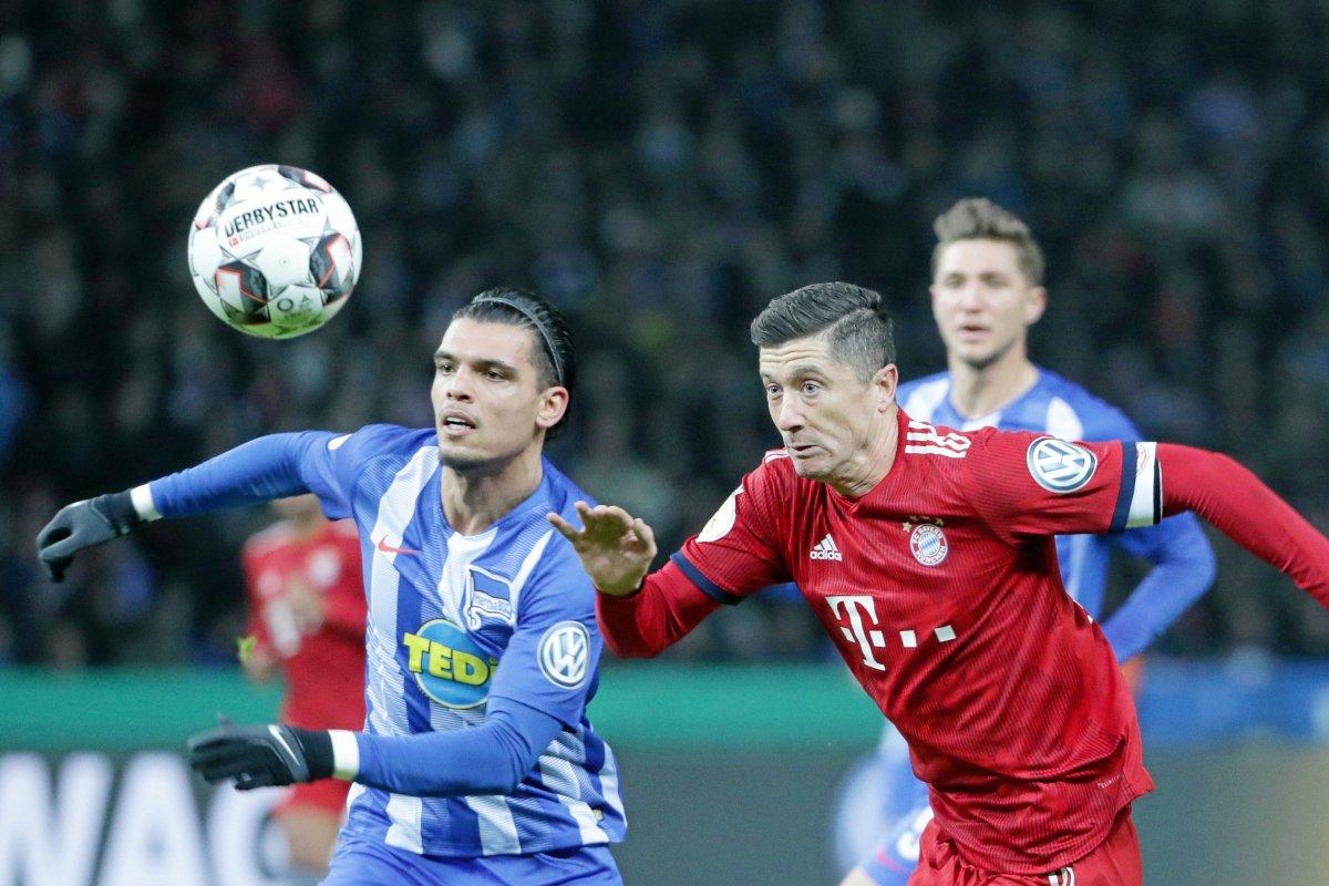 Was Sie zu Herthas Topspiel gegen die Bayern wissen müssen