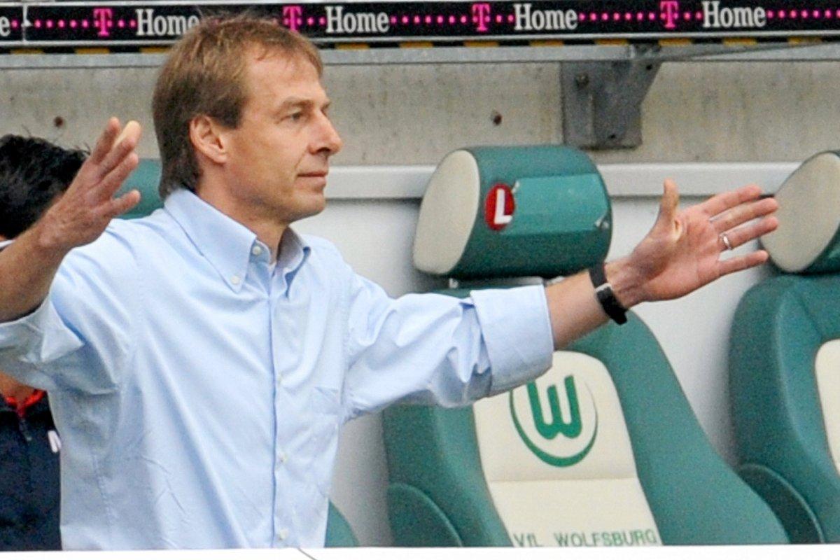 Hertha BSC: Klinsmanns Rückkehr an den Ort seiner größten Schmach