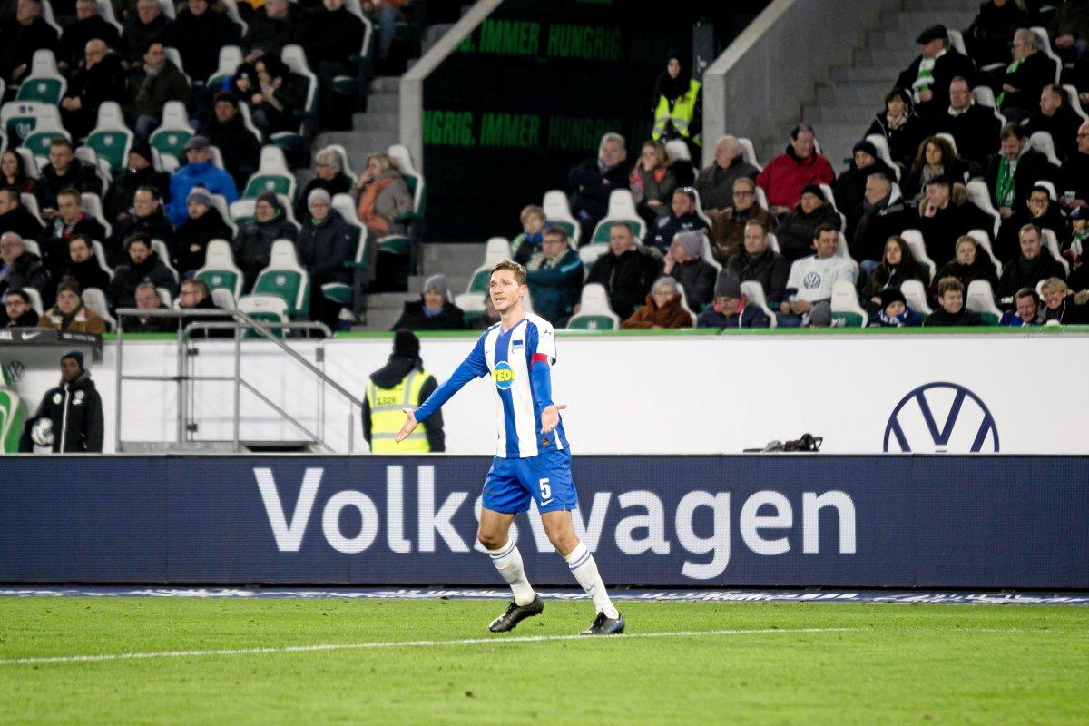 """Hertha BSC Niklas Stark: """"Ich bin zweimal auf Klinsmann zugegangen"""""""