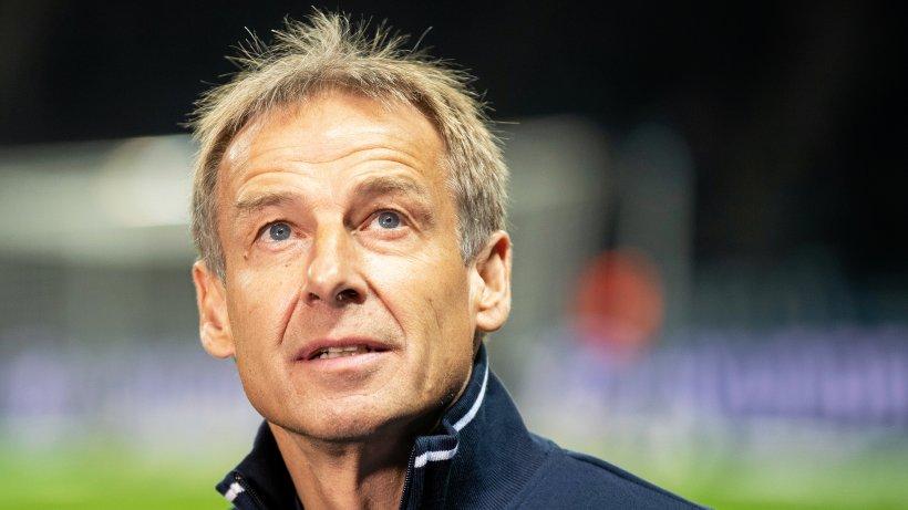 Hertha BSC: So rechnet Jürgen Klinsmann mit dem Bundesligisten ab