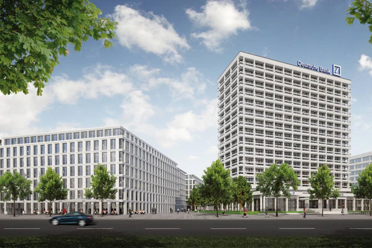 Deutsche Bank Offnet Neue Zentrale In Berlin Berliner Morgenpost