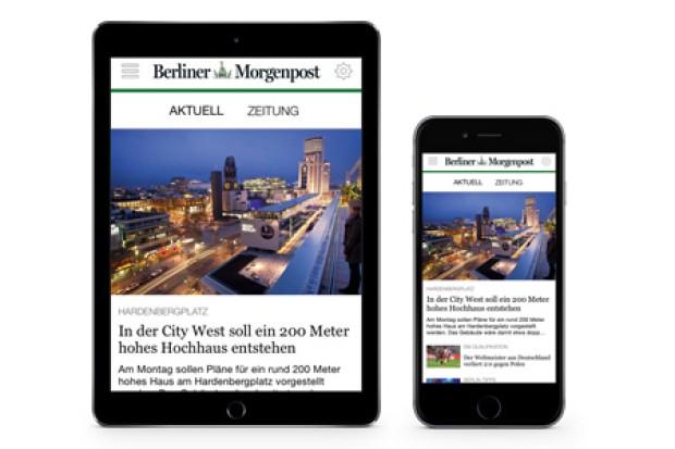 Berliner Morgenpost Ipad Abo