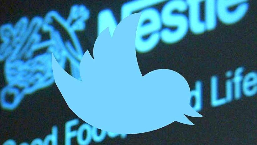 Geplanter Shitstorm: Wie Nestlé sich auf Twitter Prügel holt