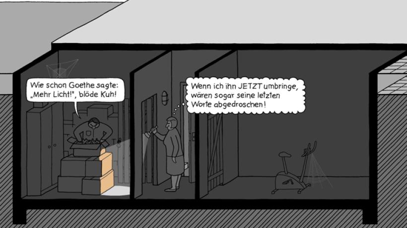 Mit mordgel sten im keller startet katharina greves webcomic kultur berliner morgenpost - Ondersteuning fer smeden ...
